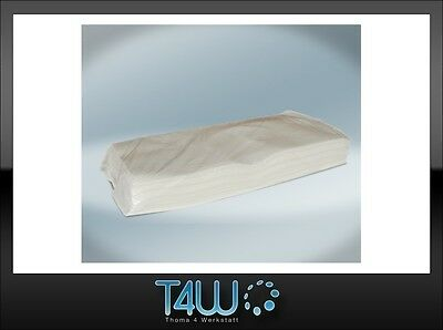 T4W Viscose polishing cloth duster for car paint dust-free / sheets