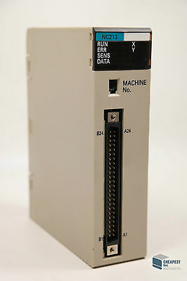 Omron CJ1W-NC433 Ver 2.3 Positioning Unit Omron PLC USED EMS//UPS Fast Shipping