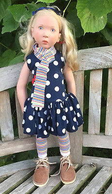 Zwergnase Junior Doll Cara From 2015 Collection NEW