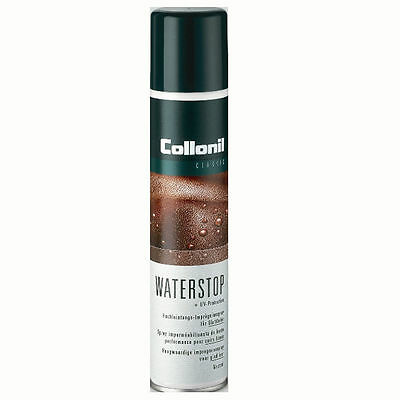 Collonil Classic Waterstop Spray for Leather Shoes Boots Care Protection 200ml