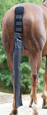 Shires Neoprene Tail Guard With Detachable Tail Bag | Travelling  for Horse