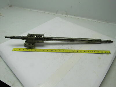 Okuma H1014-0007-64 Ball Screw Sub Spindle Assembly CNC Lathe LB-9 28""