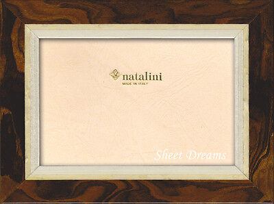 Natalini Hand Made italy Wood Marquetry Photo Frame 4x6 5x7 8x10 Picture New