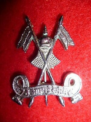 73rd Armoured Regiment Cap Badge - Indian Army