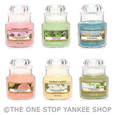 Yankee Candle Scented Small Jar Variety - Up to 25% OFF