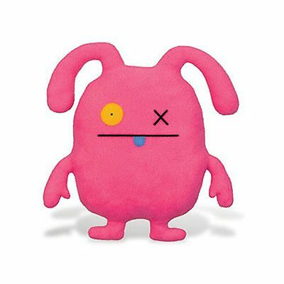 "UGLYDOLL Uglyverse Edition Pink OX 12"" Limited 2009 Horvath Kim Ugly 90201 NWT"