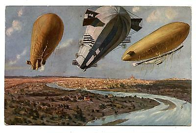 Arships And Other..zeppelin.ballons Dirigeable.