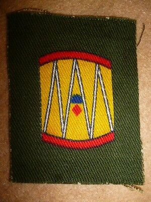 45th Infantry Division Printed Patch, British