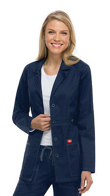 """DICKIES Gen Flex """"Youtility"""" Lab Coat Style 82408 ALL COLORS FREE SHIPPING!!!"""