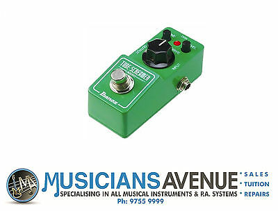 Ibanez TS Mini Tube Screamer Mini - Overdrive Guitar Effects Pedal TSmini
