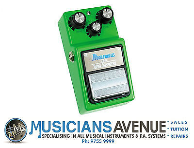Ibanez Tube Screamer TS9 Overdrive Pedal - THE STANDARD