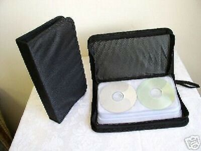 15 Cd Wallets That Hold 72 Cds Each - Js72