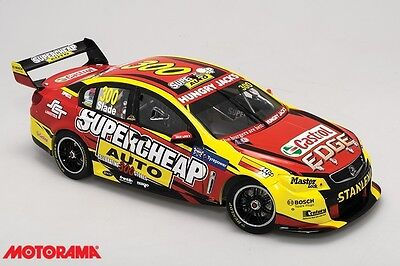 1:18 Scale Model Car Holden VF #300 Supercheap Auto Racing Tim Slade NEW B18H15H