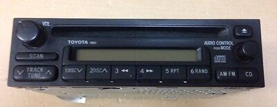 AM/FM RADIO CD Player for 1999 Toyota Camry | 86120-08020