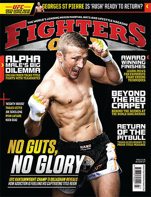 Fighters Only Magazine Issue 127 (April 2015 Issue)