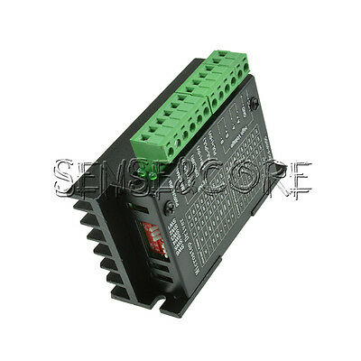 New 4A TB6600 Stepper Motor Driver Controller 9~42V 32 Micro-Step CNC 1 Axis