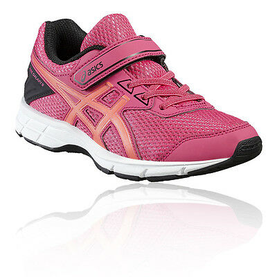 Asics Gel-Galaxy 9 Ps Junior Rose Running Route Sport Chaussure Baskets Sneakers