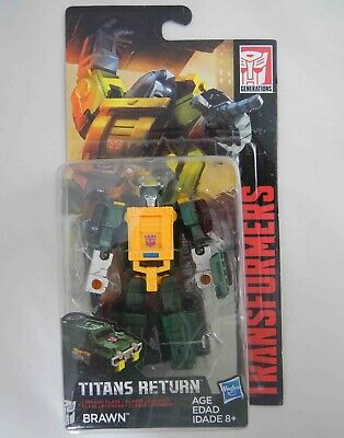 Transformers DEVASTATOR Combiner Wars Titan Class Figure Constructicons NEW Box
