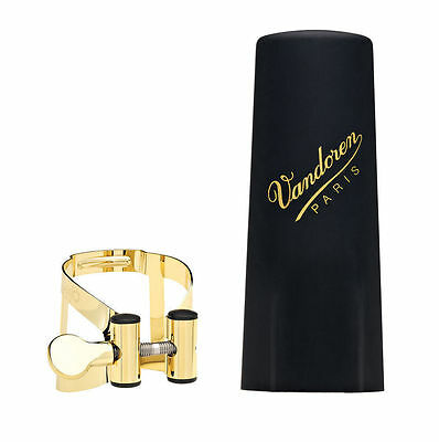 Vandoren M/O Ligature with cap for Alto Saxophone