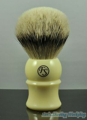 Frank Shaving Promotion Silvertip/Finest Badger Hair Shaving Brush Extra Density