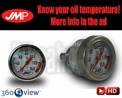 Motorcycle Oil temperature gauge - M20 X 2.5  Exposed needle length: 14mm