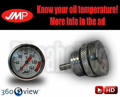 Motorcycle Oil temperature gauge - M27 X 3  Exposed needle length: 17mm