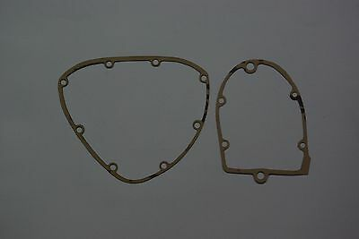 TRIUMPH 350cc 500cc 3TA 5TA T21 T90 T100 TIGER Timing cover and gearbox gaskets