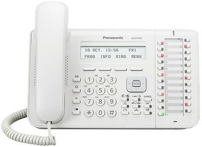 Panasonic KX DT543 Digital Phone White New and Boxed Kx-dt543. Rrp£190