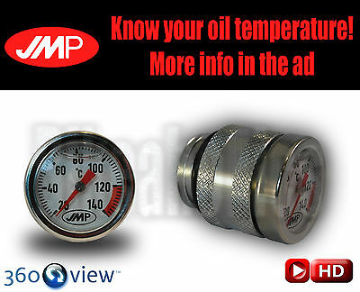 JMP Oil temperature gauge - Yamaha XVS 650 H Drag Star 1997