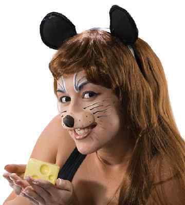 Little Mouse Nose Rat Animal Dress Up Halloween Costume Makeup Latex Prosthetic