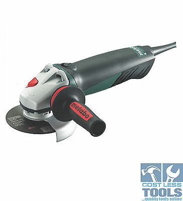"""Metabo WE 14-125 Quick 125mm 5 """" Angle Grinder"""