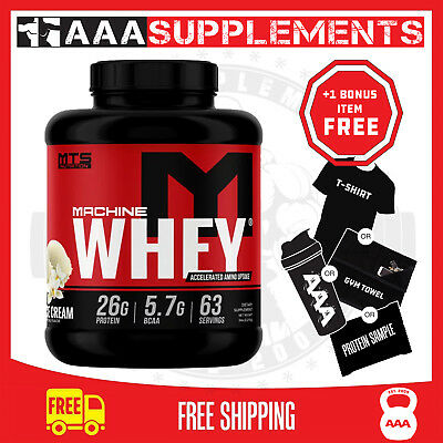 Mts Nutrition Machine Whey  | 61+ Serves Protein Whey Supplement WPI Gym Fitness