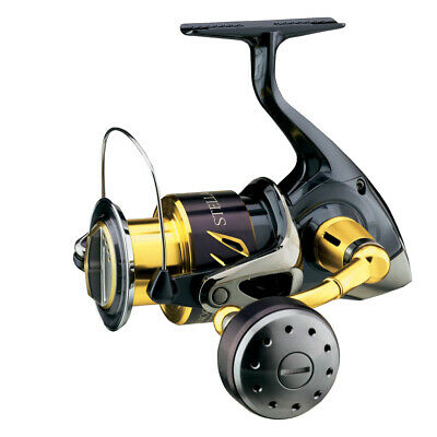 Shimano Stella SW 4000 XG 2013 Spinning Fishing Reel BRAND NEW at Otto's