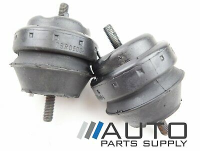 Ford BA BF Falcon Pair Engine Mounts 6cyl Solid Replacement Type 2002-2008