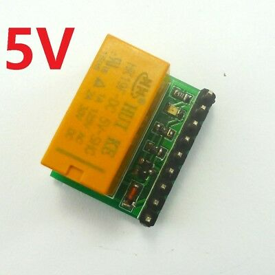 DR21A01 DC 5V DPDT Relay Module Polarity reversal switch Board for Arduino UNO