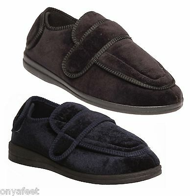 Mens Grosby Francis Mens Slip On Moccasins Slippers Warm Shoes Cheap Men's