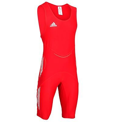 Mens adidas Classic WR Suit M X11675 Wrestling Performance Training Suits