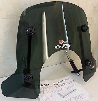 FAIRING TINTED PIAGGIO VESPA GTS 125ie/250ie/300ie - GT 200 'NEW LINE' cod.29001