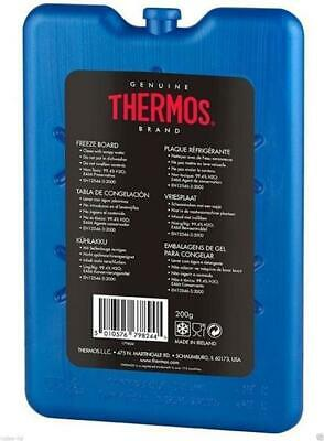 Thermos Freeze Board Ice Pack Block 200g
