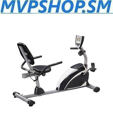 Cyclette Orizzontale High Power Bk 409 Recumbent
