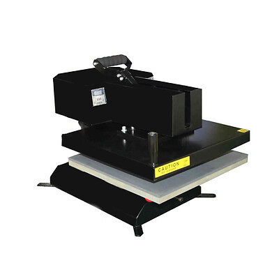 Microtec Top Quality Swing Away Tshirt Heat Press Machine SA-15/20 38x38/40x50cm