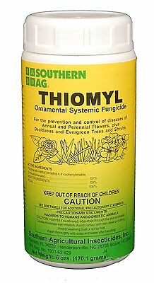 Thiomyl Systemic Fungicide 6 oz - Generic Clearys 3336 50% - Southern Ag