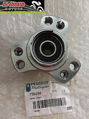 Mozzo Ruota Anteriore Peugeot Speedfight X Fight 50 100 736290 ORIGINALE