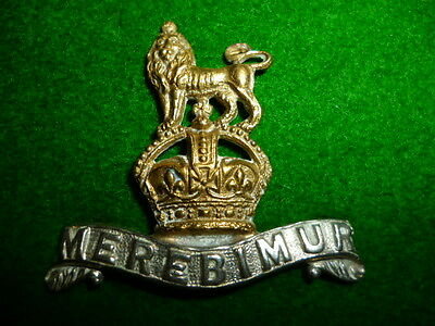 The 15th King's Hussars KC Collar Badge