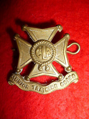 Church Lads Brigade, King's Royal Rifle Corps Collar Badge