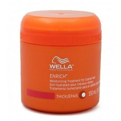 Wella Professionals Enrich Moisturizing Treatment For Coarse Hair 150ml