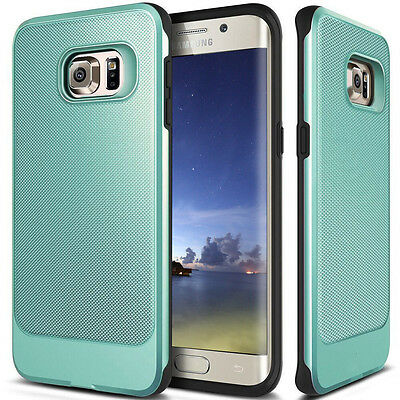 Hybrid Heavy Duty Armor Tough Hard Case Cover For Samsung Galaxy S7 Note 7