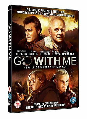 Go With Me - DVD NEW & SEALED - Anthony Hopkins