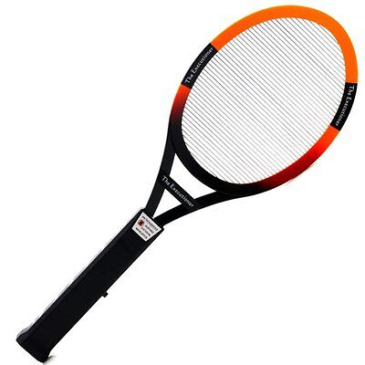 Fly Swatter Zapper Insect Bug Mosquito Electric Racket Killer Indoor Outdoor New