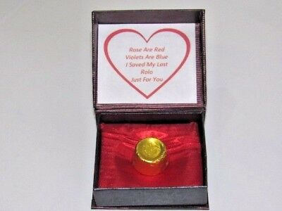 My Last Rolo Love Forever Romantic Christmas Valentines Birthday Special Gift